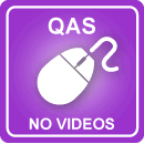 QAS No Videos